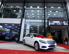 Đại lý thứ 13 của Mercedes-Benz tại Việt Nam chính thức lộ diện
