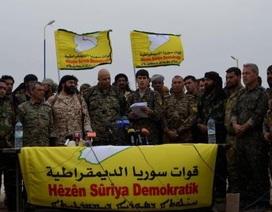 Quân bài người Kurd và cuộc đấu trí Nga-Mỹ