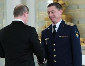 Ông Putin thưởng công sĩ quan ở Syria khẳng định dấu ấn