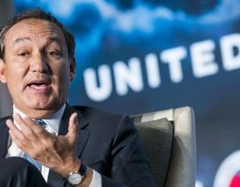 Ngược đãi hành khách, sếp United Airlines có thể mất 500 ngàn USD tiền thưởng