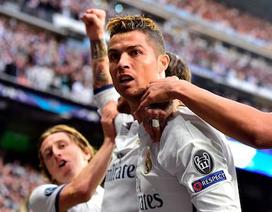 Đánh bại Messi, C.Ronaldo lập kỷ lục trên mạng xã hội