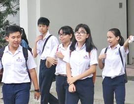 """Công bố tỷ lệ chọi vào lớp 10 công lập Hà Nội: THPT Chu Văn An """"căng"""" nhất"""