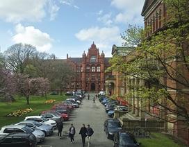 Salford cấp thư mời nhập học đợt cuối – cấp học bổng 4000 bảng