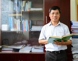 PGS Tạ Cao Minh ĐH Bách khoa Hà Nội nhận Giải thưởng Nagamori danh giá