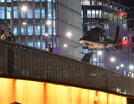 Vụ khủng bố ở London: Đặc nhiệm Blue Thunder lần đầu lộ diện