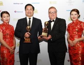 Vietravel lần thứ 5 liên tiếp vinh dự đạt giải thưởng Du lịch thế giới
