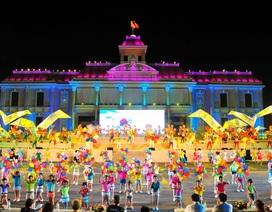 Tưng bừng 'quẩy nắng' tại Festival biểnNhaTrang 2017