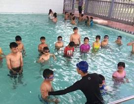 Phòng GD&ĐT Hoàng Mai báo cáo vụ nữ sinh tử vong khi học bơi tại trường