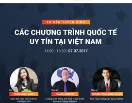 Tư vấn: Chương trình quốc tế nào uy tín tại Việt Nam?