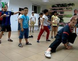 Võ sư Andrey Syvash mong truyền bá Kim Liên Hoa phái khắp Ukraine