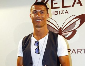 C.Ronaldo bẽ bàng đứng ngoài top 10 biểu tượng thời trang làng thể thao