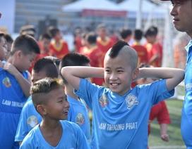 Lotteria Cup - ươm mầm tài năng bóng đá Việt