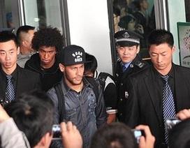 Dứt áo rời Barcelona, Neymar khăn gói sang… Trung Quốc
