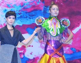 """Thiết kế """"thời trang âm phủ"""" của 9X Hải Dương xinh đẹp"""