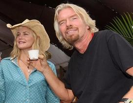 """Những thói quen """"khác người"""" của tỷ phú Richard Branson"""