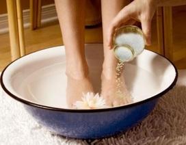 Ngân chân nước muối, người tiểu đường có thể bị cắt cụt chi