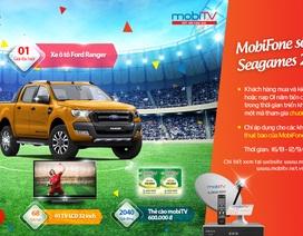 MobiFone tung hàng loạt khuyến mãi mùa Seagames 2017