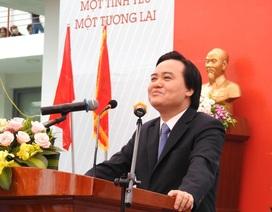 """Bộ trưởng Phùng Xuân Nhạ: """"Tân sinh viên hãy trau dồi tính nhân văn, kỹ năng sống"""""""