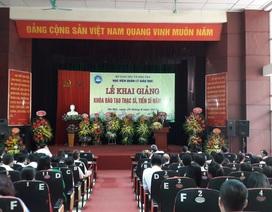 177 Tiến sĩ, Thạc sĩ tương lai ngành Quản lí Giáo dục khai giảng khóa học