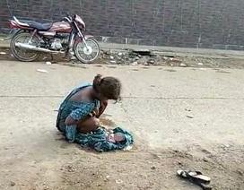 Sốc: Thiếu nữ 17 tuổi buộc phải sinh con giữa đường phố vì em bé không cha