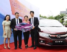 Chỉ 210 triệu đồng sở hữu đất biển Ngọc Dương Riverside, trúng ô tô Honda City