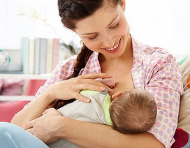 Nuôi con bằng sữa mẹ giúp trẻ ăn nhiều rau hơn