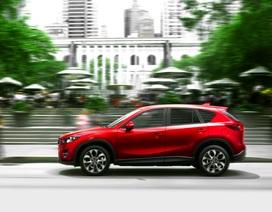 Bất chấp tháng ngâu, Mazda CX5 vẫn bán chạy