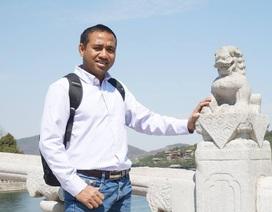 Chàng trai người K'Ho đầu tiên du học và nhận bằng tiến sĩ quốc tế