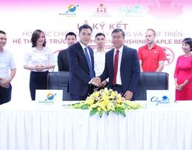 Sunshine Group chính thức hợp tác với thương hiệu giáo dục hàng đầu Canada