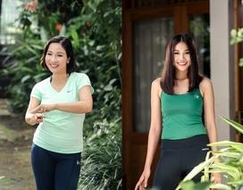 Bí quyết 5 phút trẻ đẹp mỗi ngày của Thanh Hằng, Mỹ Linh