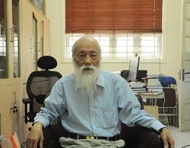 """PGS Văn Như Cương: """"Chúng tôi nghiêm khắc, đi kèm sự bao dung"""""""