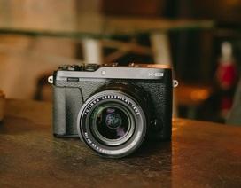 Đánh giá chi tiết máy ảnh Fujifilm X-E3