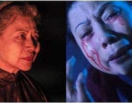 """Cảnh đời khó tưởng của """"ma nữ"""" đáng sợ nhất dòng phim TVB"""