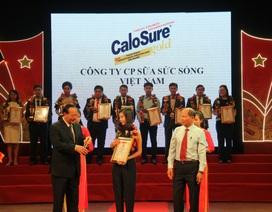 Tôn vinh doanh nghiệp đạt giải Sao vàng doanh nhân Đất Việt 2017