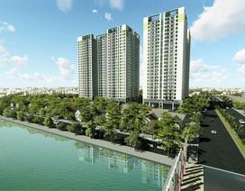 Hải Phát Land chào bán 400 căn hộ giá chỉ từ 1,6 tỷ đồng tại Định Công