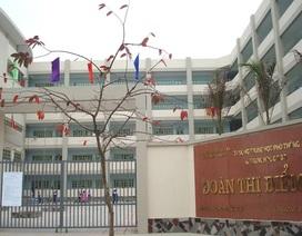 Hà Nội: Nam sinh lớp 8 ngã từ tầng 2 xuống đất