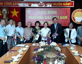 Trung ương Hội Khuyến học kỉ niệm 35 năm Ngày Nhà giáo Việt Nam