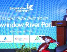 Ấn tượng lễ ra mắt dự án Eurowindow River Park