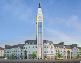 Nhà phố thương mại phía Tây Hà Nội hút giới đầu tư