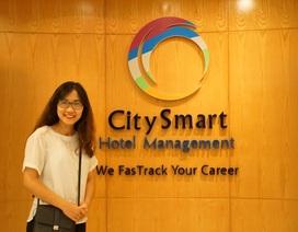 Lý do giới trẻ lựa chọn ngành Khách sạn tại trường Quốc tế CHM