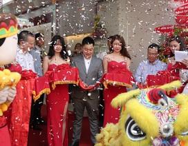 Huy Thanh Jewelry khai trương cửa hàng đầu tiên tại TPHCM