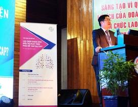 Viêm phổi ở Việt Nam khó điều trị do kháng kháng sinh tăng