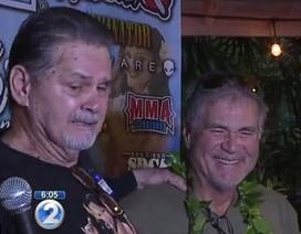 Cặp bạn thân suốt 60 năm bất ngờ phát hiện là anh em ruột