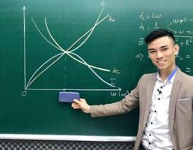 Ôn tập thi THPT quốc gia: Phương pháp chinh phục cực trị và đồ thị điện xoay chiều