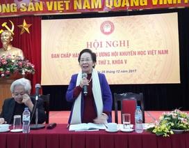Khai mạc Hội nghị Ban chấp hành TƯ Hội Khuyến học Việt Nam