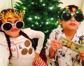 Sao và những mùa Noel ấm áp bên gia đình