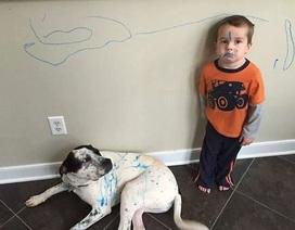 Chùm ảnh vui: Những em bé siêu quậy