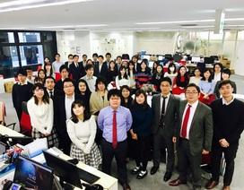 Chương trình học bổng du học Nhật Bản - GTN Study