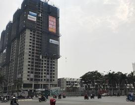 Dự án Mon City chính thức cất nóc