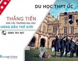 Du học THPT tại Úc - Thẳng tiến vào Đại học TOP đầu Thế giới